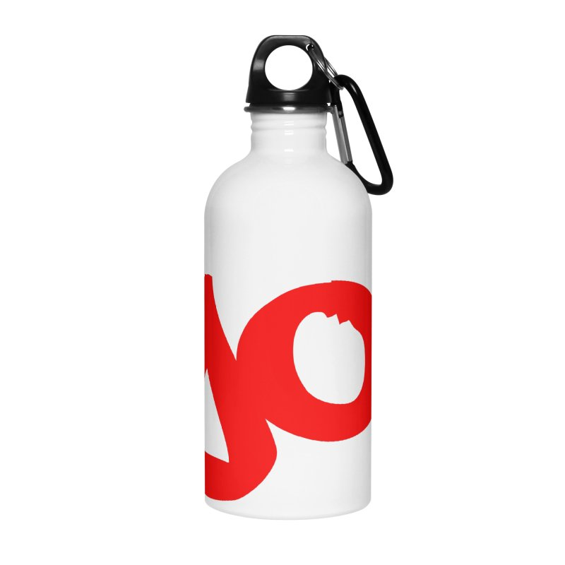 Yo! Philly Greeting Accessories Water Bottle by denisegraphiste's Artist Shop