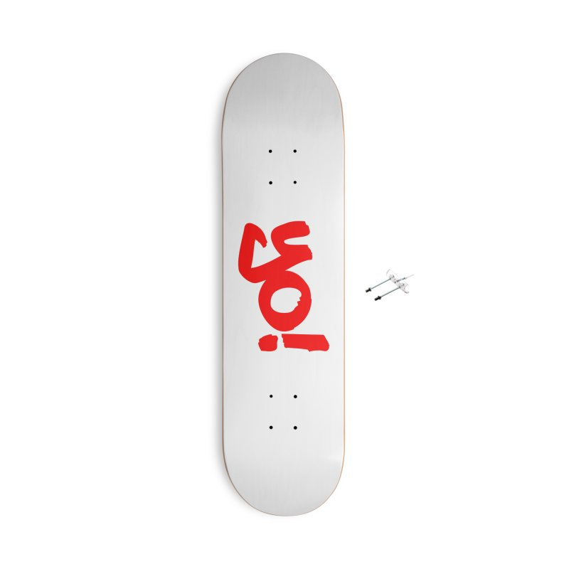 Yo! Philly Greeting Accessories With Hanging Hardware Skateboard by denisegraphiste's Artist Shop
