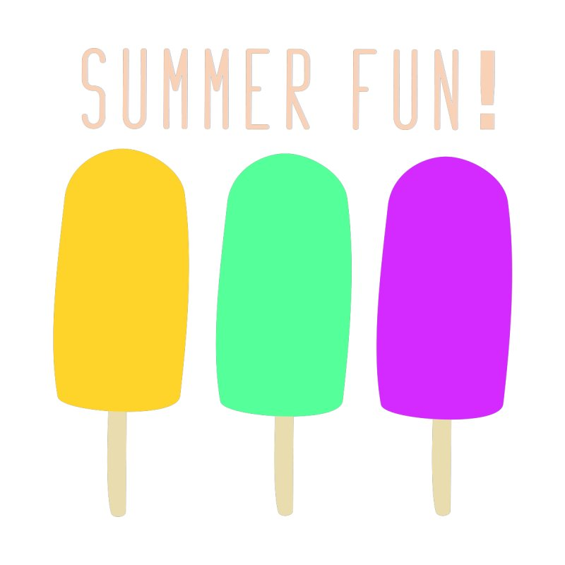 Summer Fun Popsicles by denisegraphiste's Artist Shop