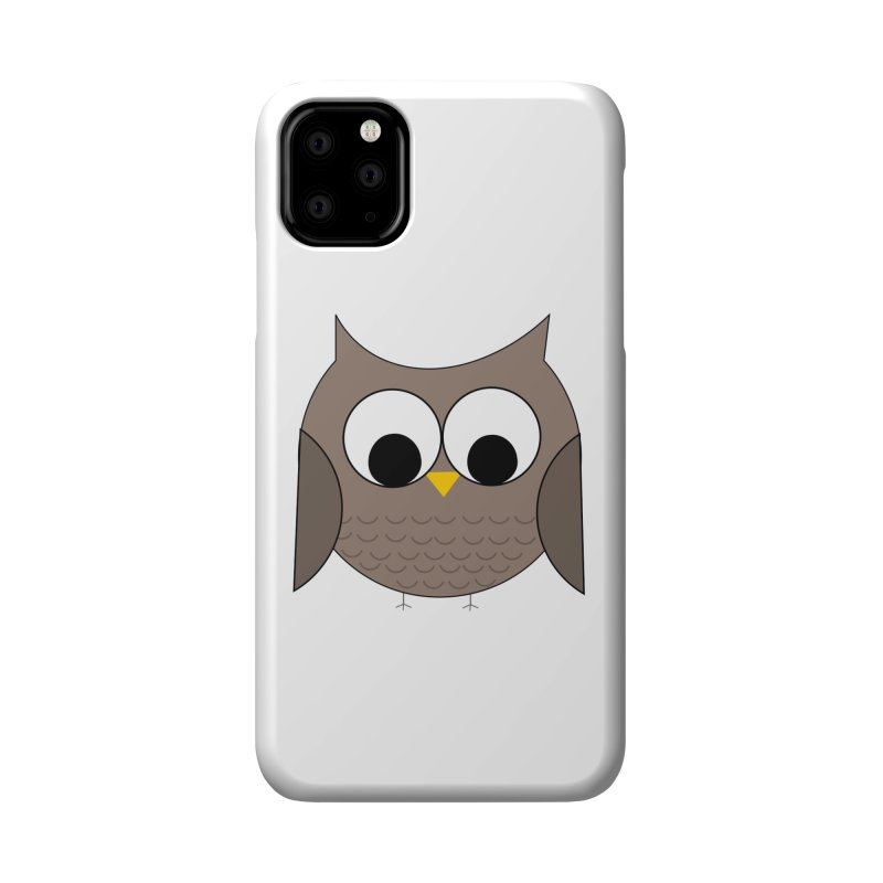 Owl in the Sky Accessories Phone Case by denisegraphiste's Artist Shop