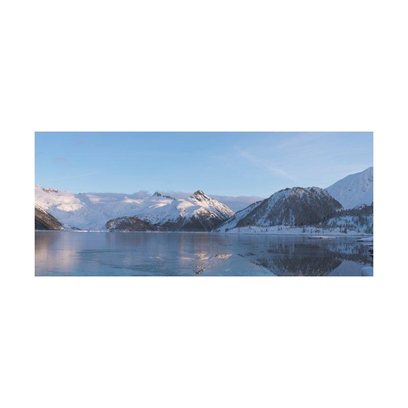 Panorama of Garibaldi Lake by denjinosee