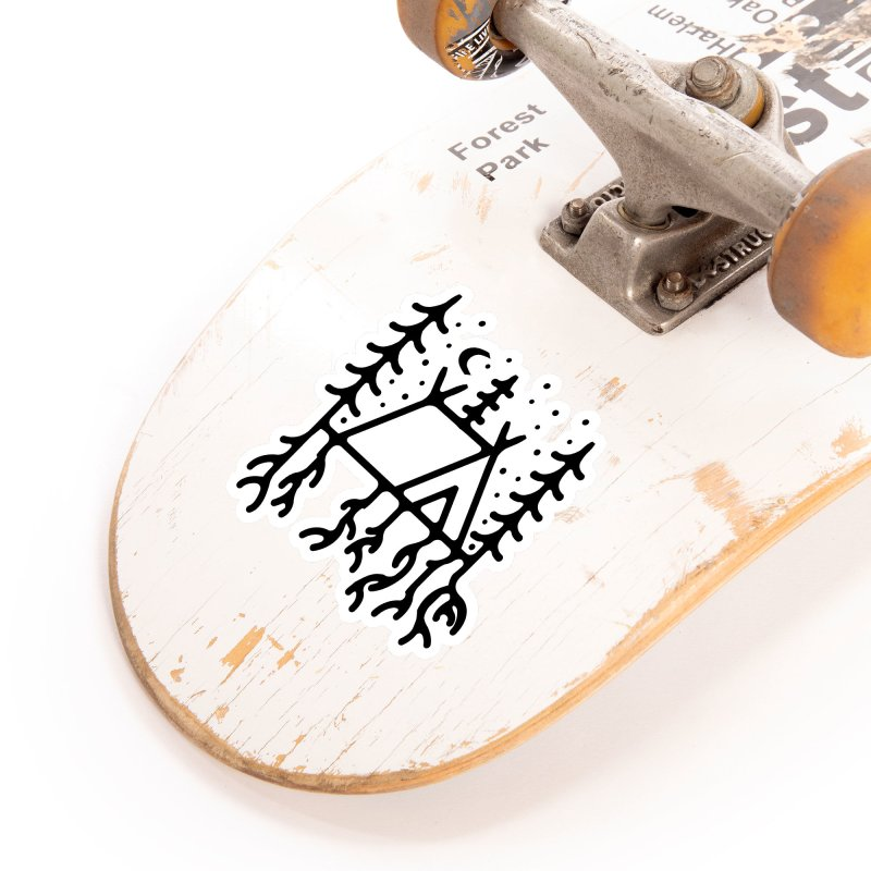 Setting Roots Accessories Sticker by Dennis Good