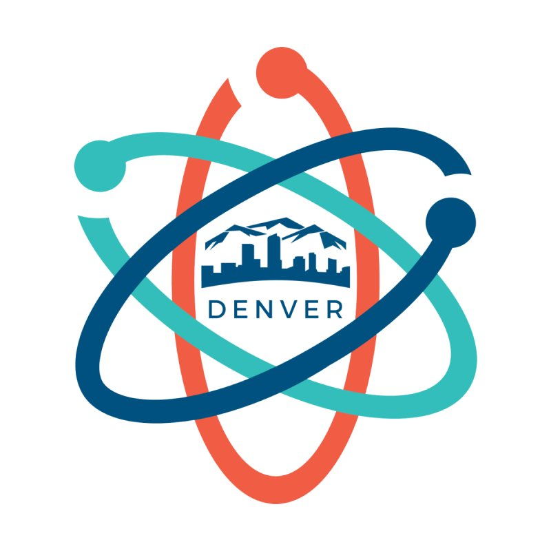 Denver March For Science Logo Men's T-Shirt by Denver March For Science's Artist Shop