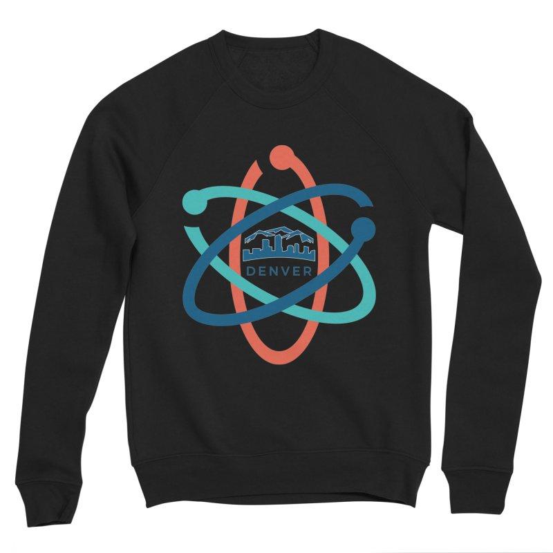 Denver March For Science Logo Men's Sweatshirt by Denver March For Science's Artist Shop