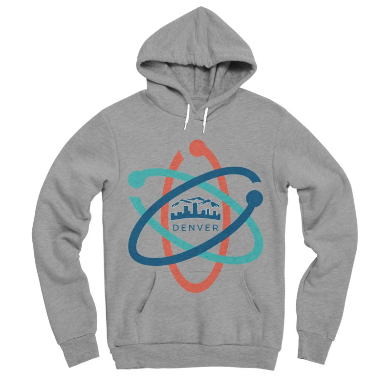 Denver March For Science Logo Women's Sponge Fleece Pullover Hoody by Denver March For Science's Artist Shop