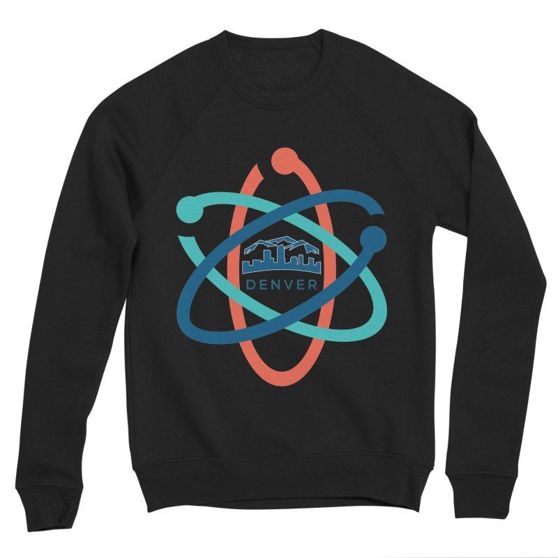 Denver March For Science Logo Women's Sponge Fleece Sweatshirt by Denver March For Science's Artist Shop