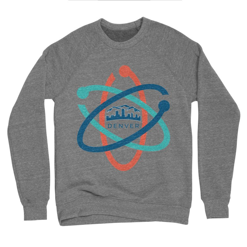 Denver March For Science Logo Women's Sponge Fleece Sweatshirt by Denver March For Science's Artist Shop