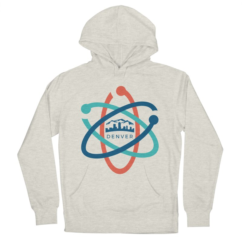 Denver March For Science Logo Men's Pullover Hoody by Denver March For Science's Artist Shop