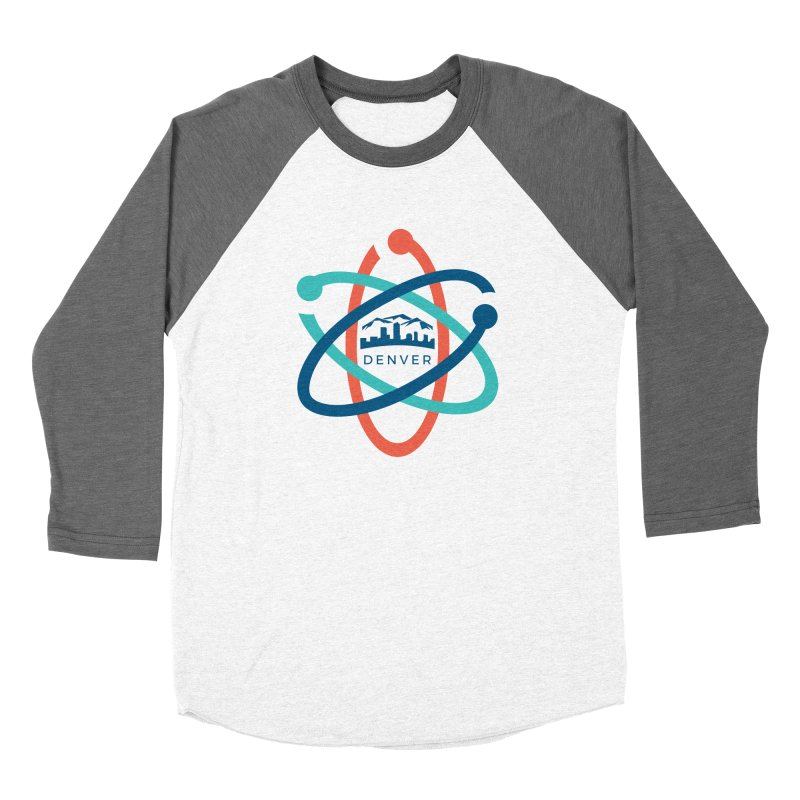 Denver March For Science Logo Women's Longsleeve T-Shirt by Denver March For Science's Artist Shop