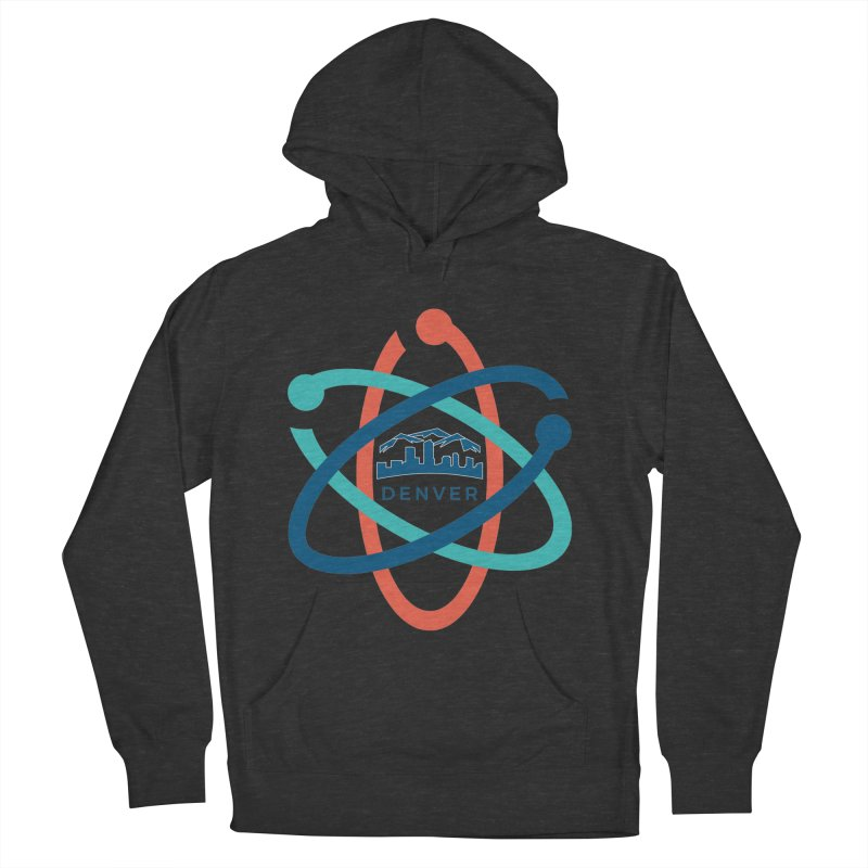 Denver March For Science Logo Women's French Terry Pullover Hoody by Denver March For Science's Artist Shop