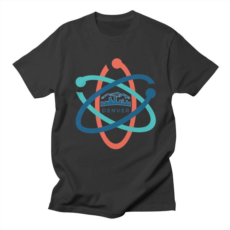 Denver March For Science Logo Women's Regular Unisex T-Shirt by Denver March For Science's Artist Shop
