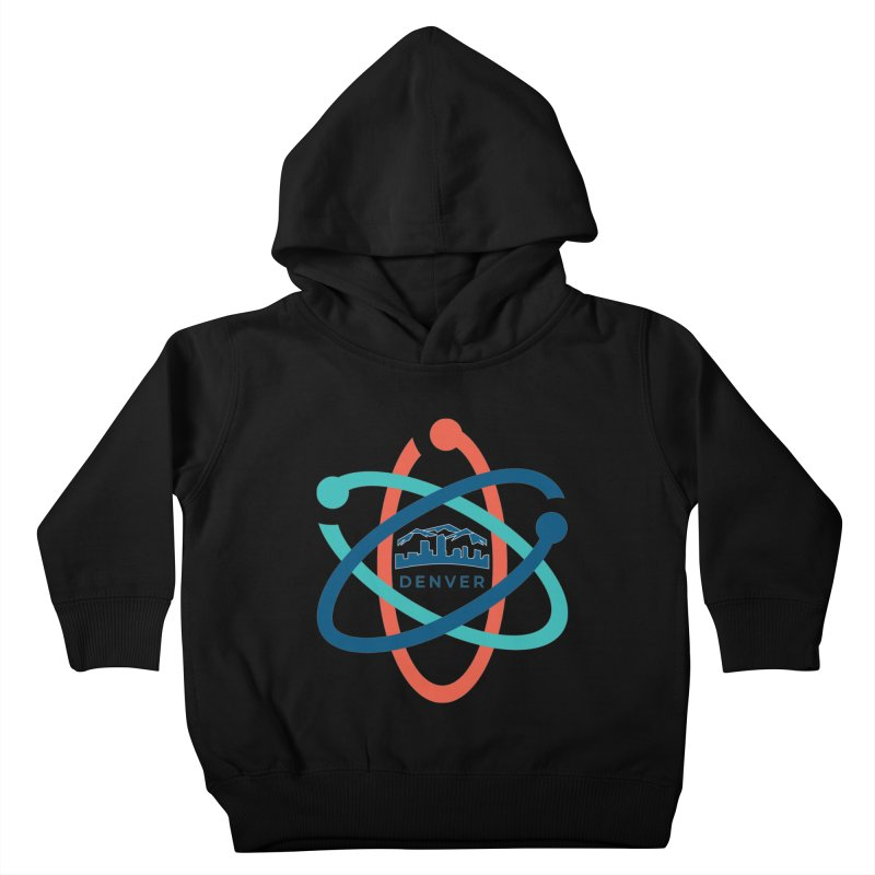 Denver March For Science Logo Kids Toddler Pullover Hoody by Denver March For Science's Artist Shop