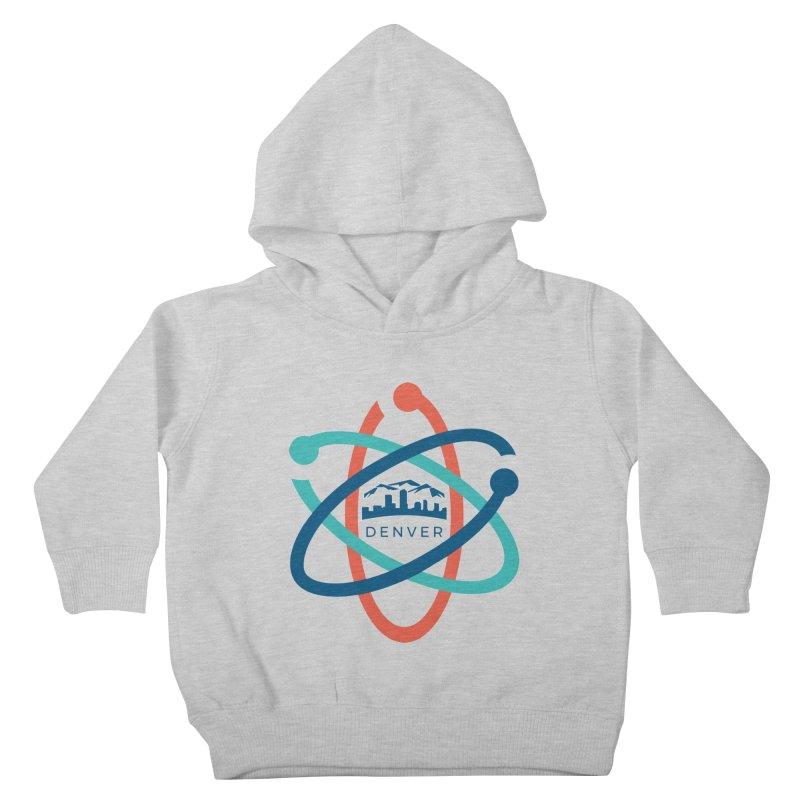 Denver March For Science Logo Kids Toddler Pullover Hoody by Denver March For Science's Artist Shop