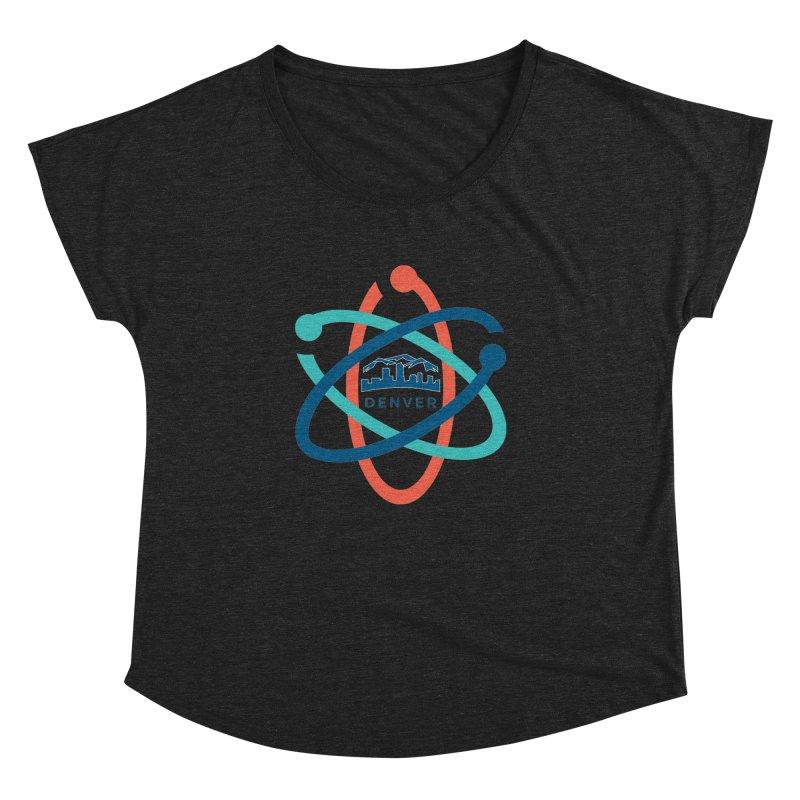 Denver March For Science Logo Women's Dolman by Denver March For Science's Artist Shop