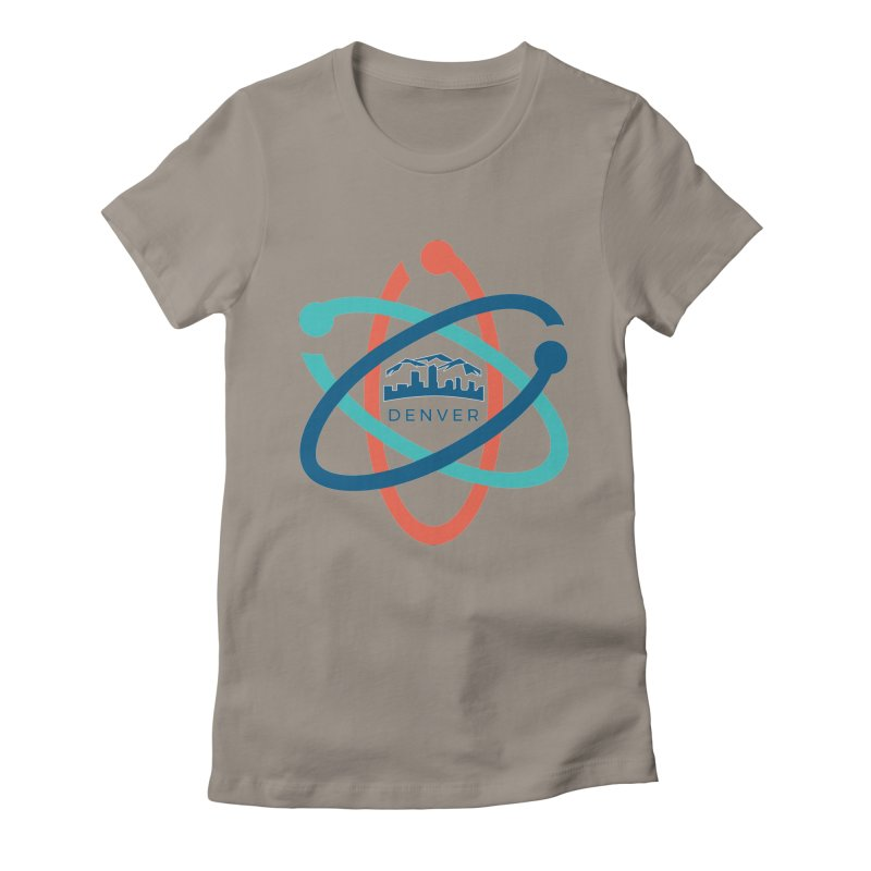 Denver March For Science Logo Women's T-Shirt by Denver March For Science's Artist Shop