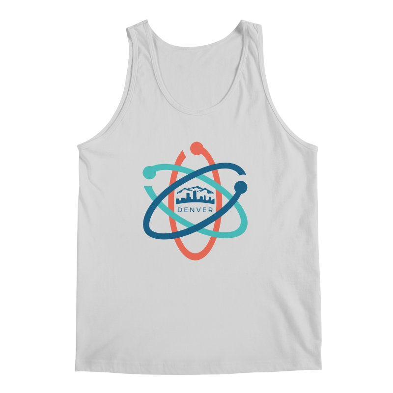 Denver March For Science Logo Men's Regular Tank by Denver March For Science's Artist Shop