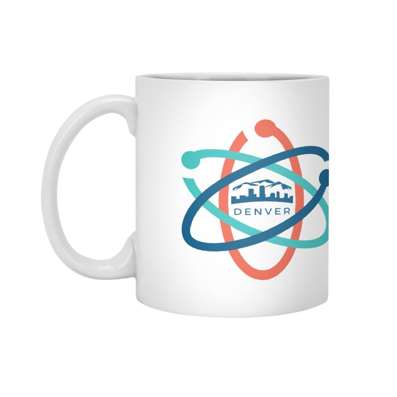Denver March For Science Logo Accessories Mug by Denver March For Science's Artist Shop