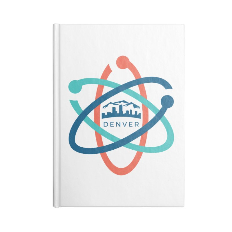Denver March For Science Logo Accessories Notebook by Denver March For Science's Artist Shop