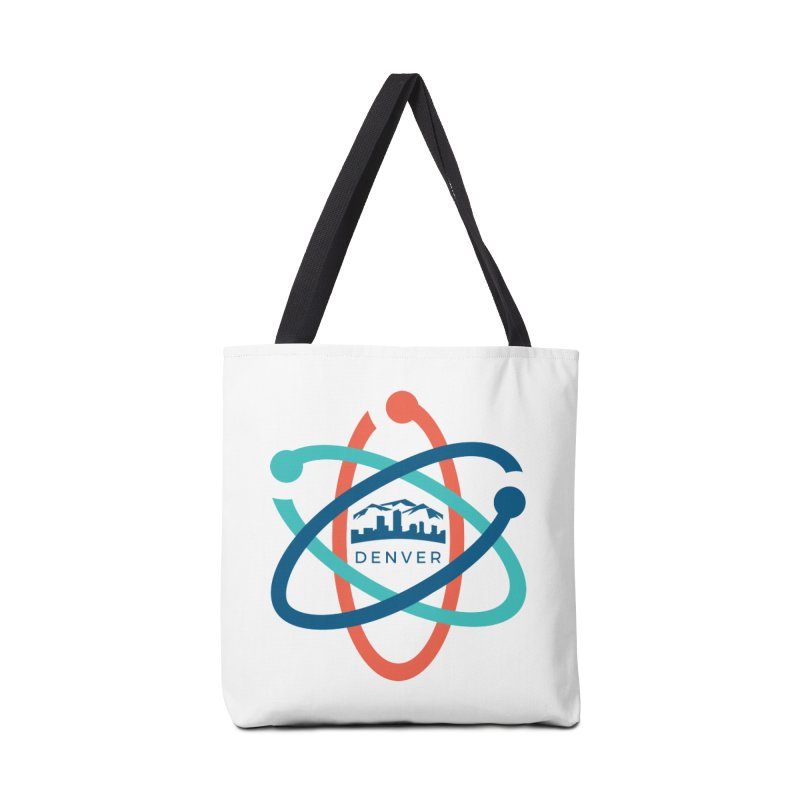 Denver March For Science Logo Accessories Bag by Denver March For Science's Artist Shop
