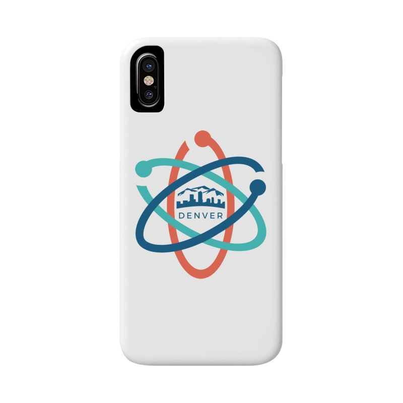 Denver March For Science Logo Accessories Phone Case by Denver March For Science's Artist Shop