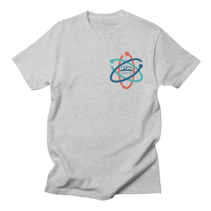 Denver March For Science Pocket Logo Women's Unisex T-Shirt by Denver March For Science's Artist Shop