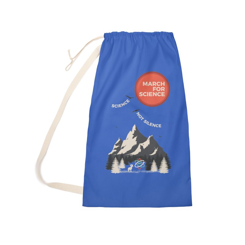 Denver March For Science Ecology Accessories Laundry Bag Bag by Denver March For Science's Artist Shop