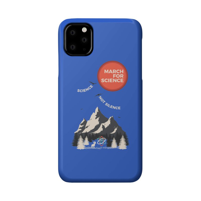 Denver March For Science Ecology Accessories Phone Case by Denver March For Science's Artist Shop