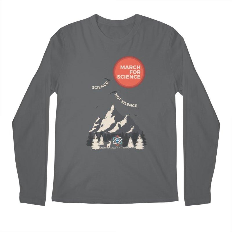 Denver March For Science Ecology Men's Longsleeve T-Shirt by Denver March For Science's Artist Shop