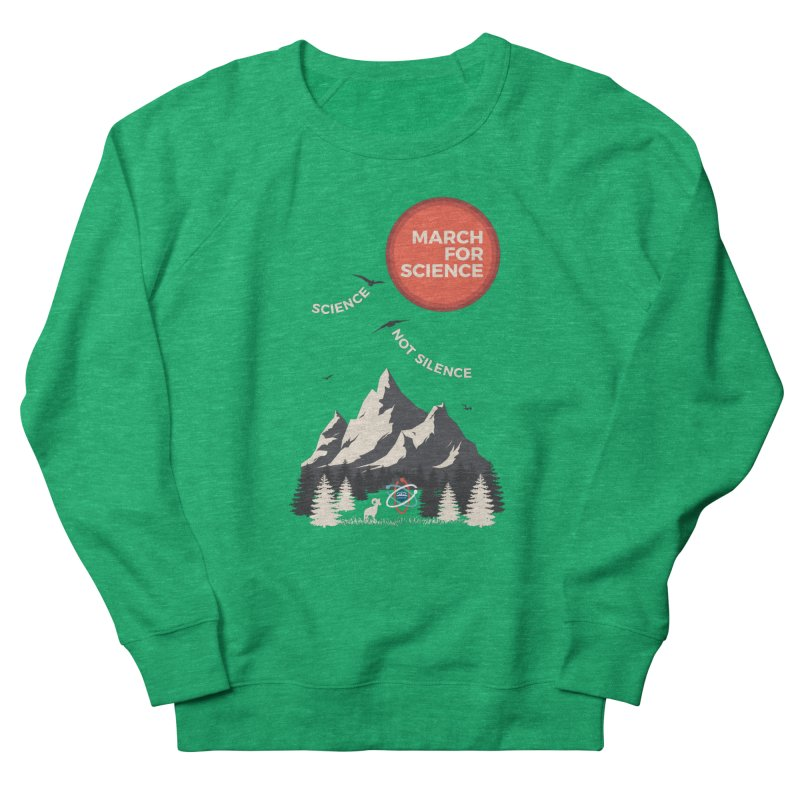 Denver March For Science Ecology Women's Sweatshirt by Denver March For Science's Artist Shop