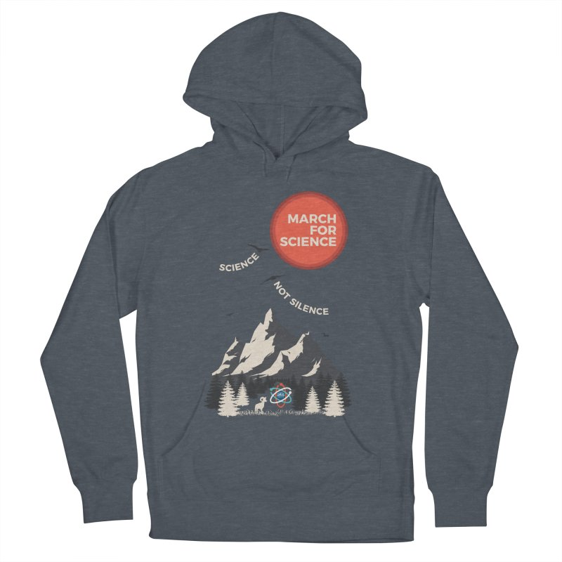 Denver March For Science Ecology Women's Pullover Hoody by Denver March For Science's Artist Shop