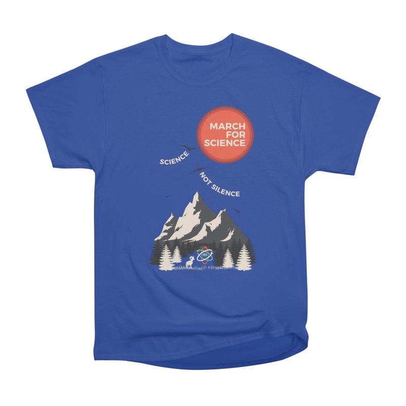 Denver March For Science Ecology Women's Classic Unisex T-Shirt by Denver March For Science's Artist Shop