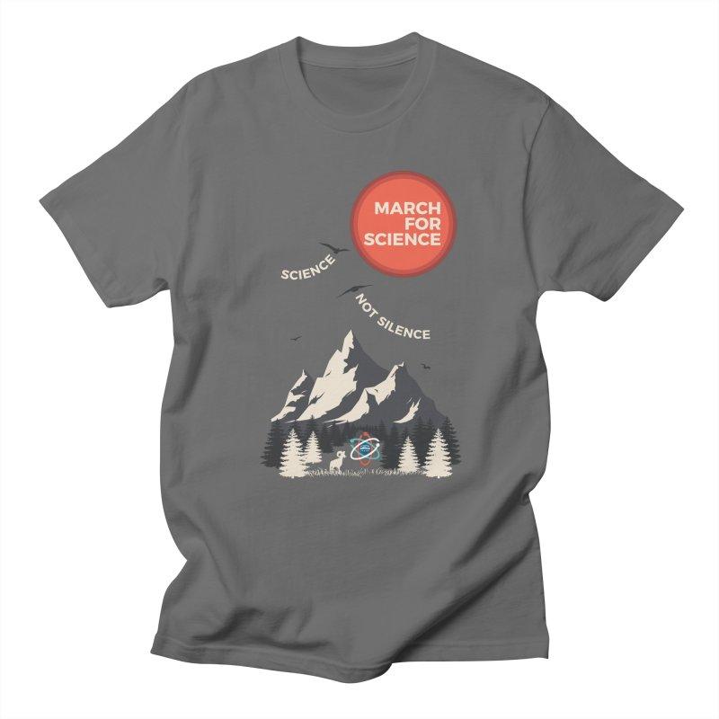 Denver March For Science Ecology Men's T-Shirt by Denver March For Science's Artist Shop