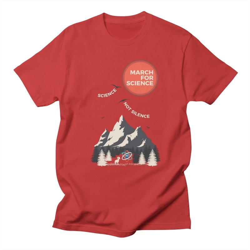 Denver March For Science Ecology Women's Regular Unisex T-Shirt by Denver March For Science's Artist Shop