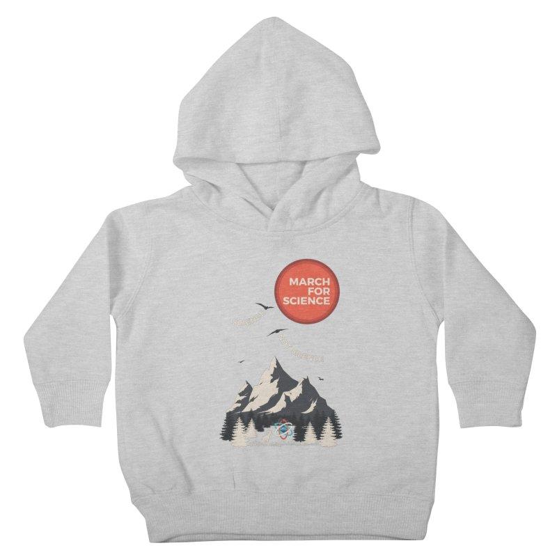 Denver March For Science Ecology Kids Toddler Pullover Hoody by Denver March For Science's Artist Shop