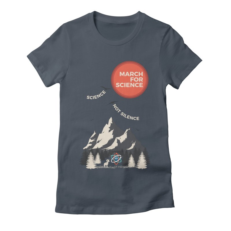 Denver March For Science Ecology Women's T-Shirt by Denver March For Science's Artist Shop