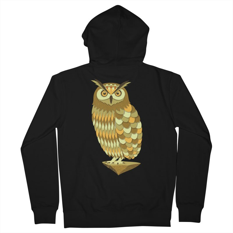 Mowly Men's Zip-Up Hoody by deonic's Artist Shop