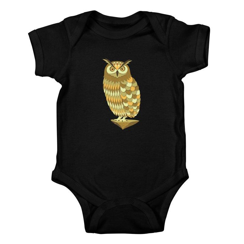 Mowly Kids Baby Bodysuit by deonic's Artist Shop