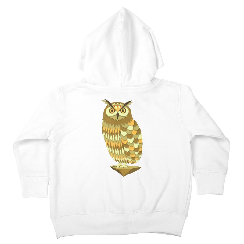 Mowly Kids Toddler Zip-Up Hoody by deonic's Artist Shop