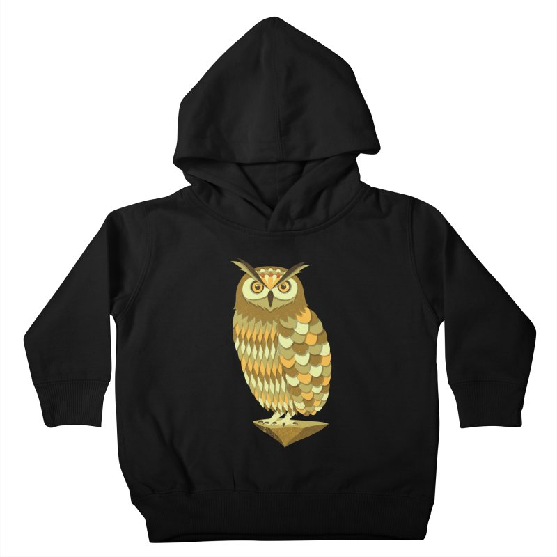 Mowly Kids Toddler Pullover Hoody by deonic's Artist Shop