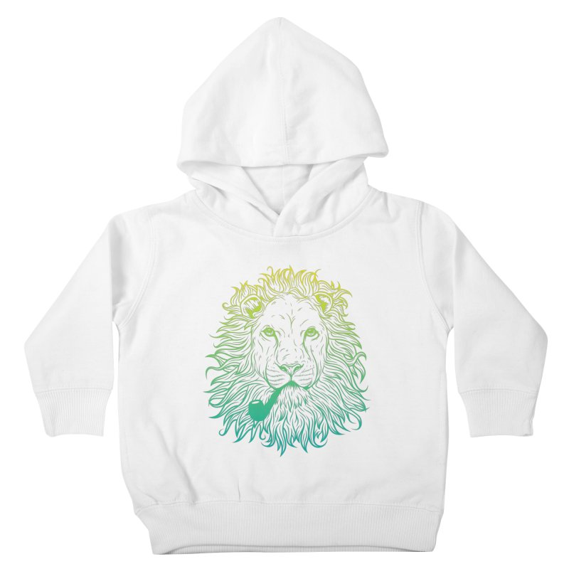 Lionize Me!! Kids Toddler Pullover Hoody by deonic's Artist Shop