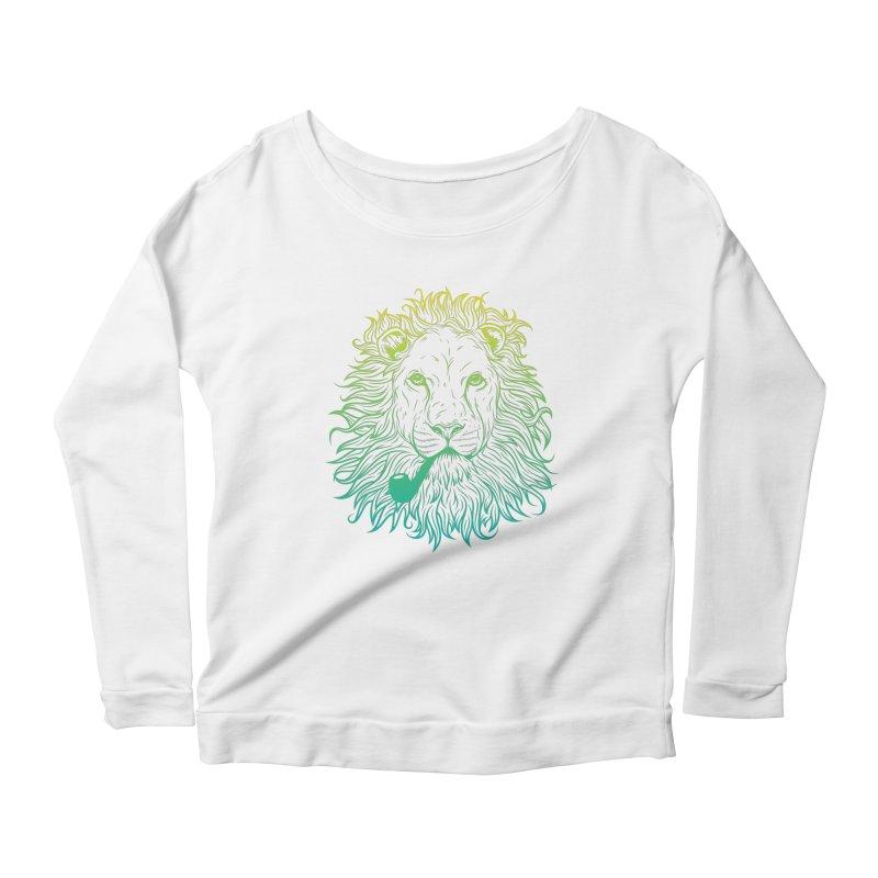 Lionize Me!! Women's Longsleeve T-Shirt by deonic's Artist Shop