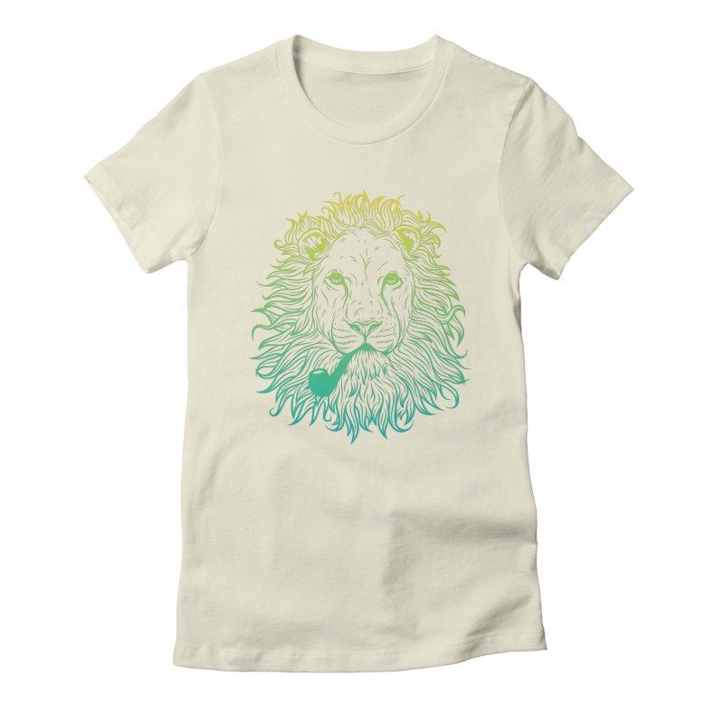 Lionize Me!! Women's T-Shirt by deonic's Artist Shop
