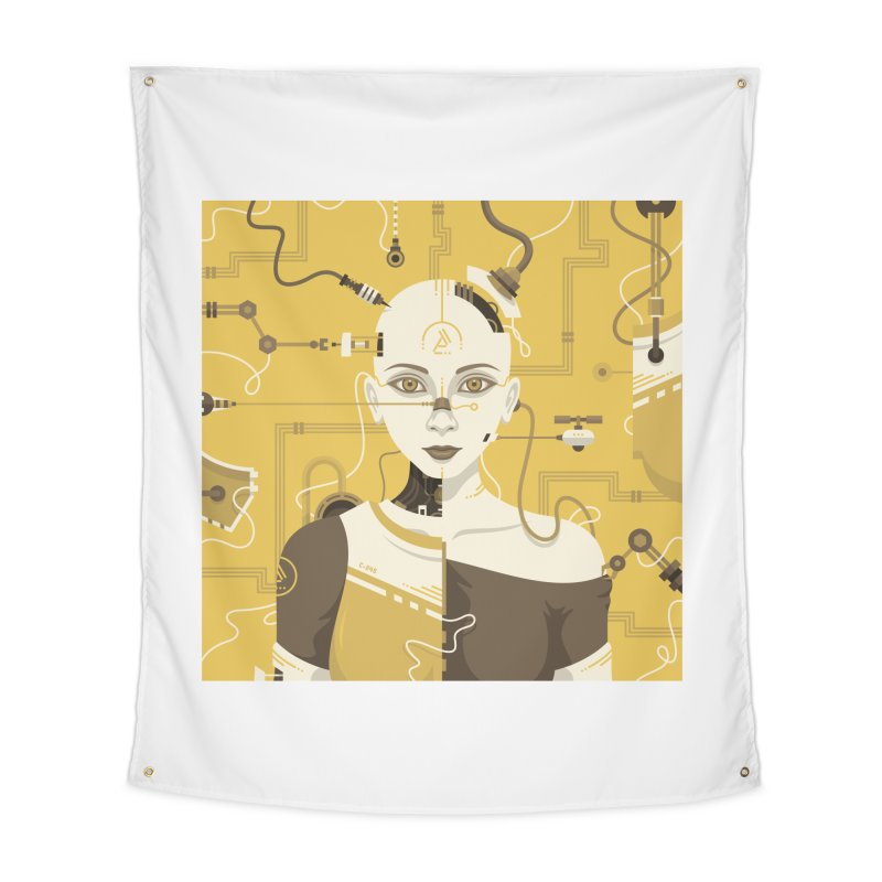 C-245 Home Tapestry by deonic's Artist Shop