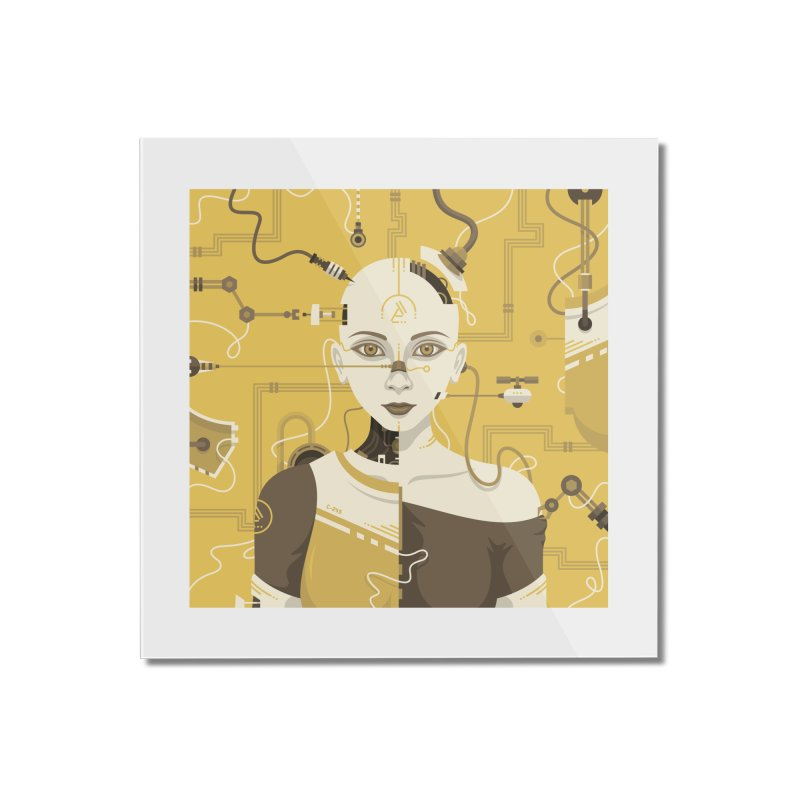 C-245 Home Mounted Acrylic Print by deonic's Artist Shop