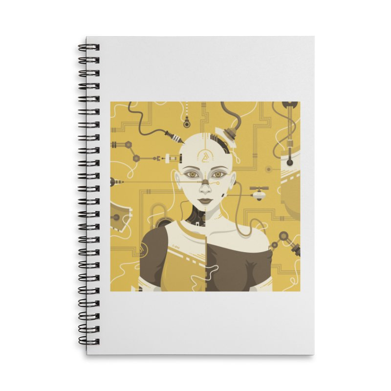 C-245 Accessories Notebook by deonic's Artist Shop