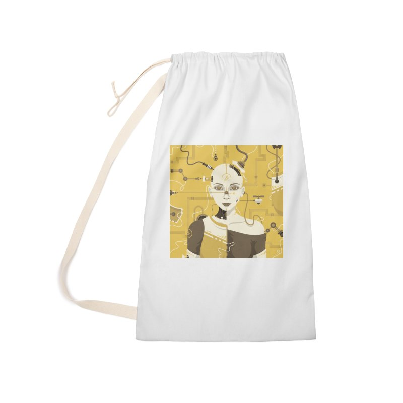 C-245 Accessories Bag by deonic's Artist Shop