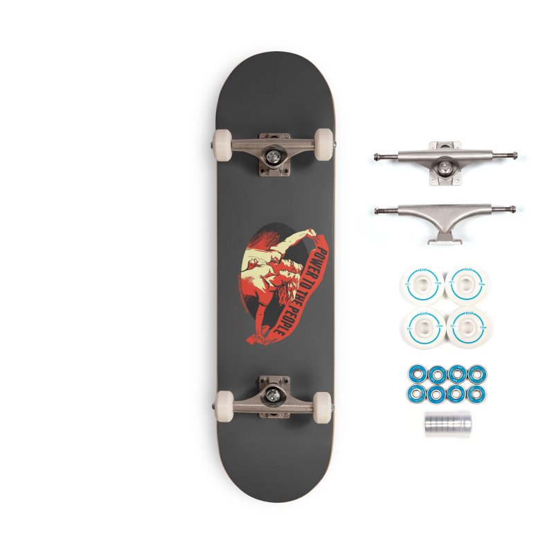 Power to the People Accessories Complete - Basic Skateboard by Propaganda Department