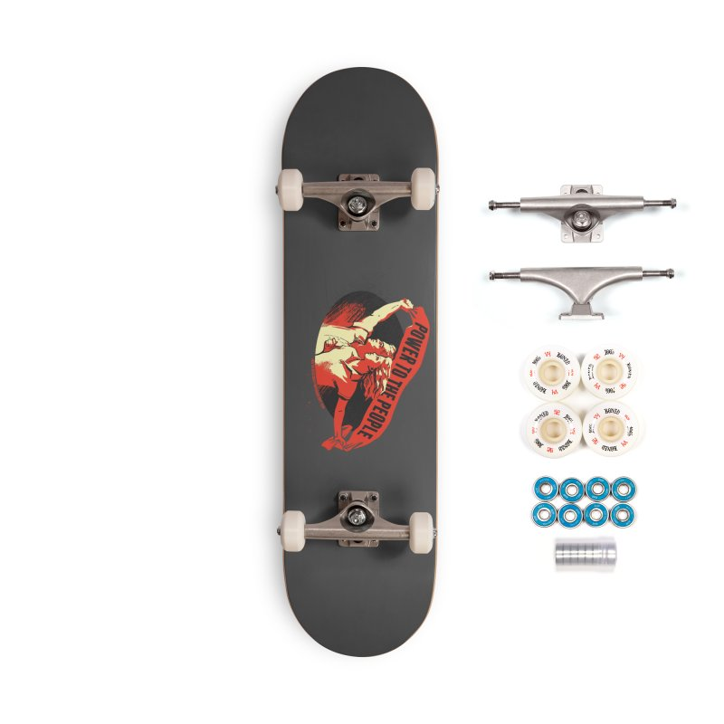 Power to the People Accessories Complete - Premium Skateboard by Propaganda Department