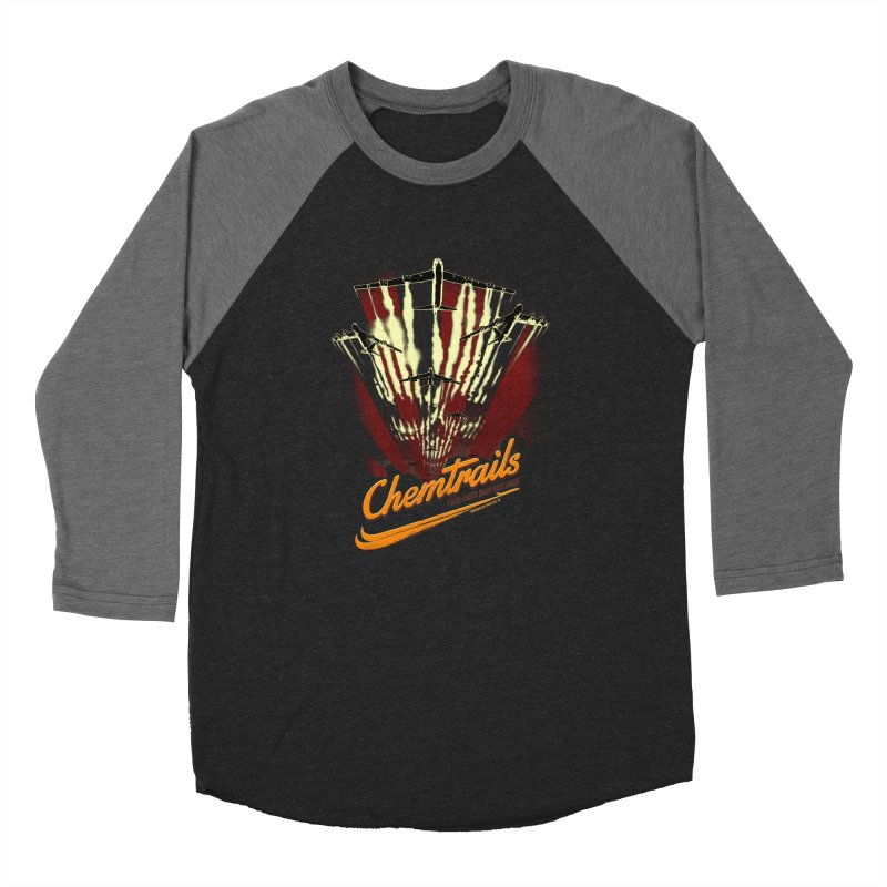 Chemtrails Women's Longsleeve T-Shirt by Propaganda Department
