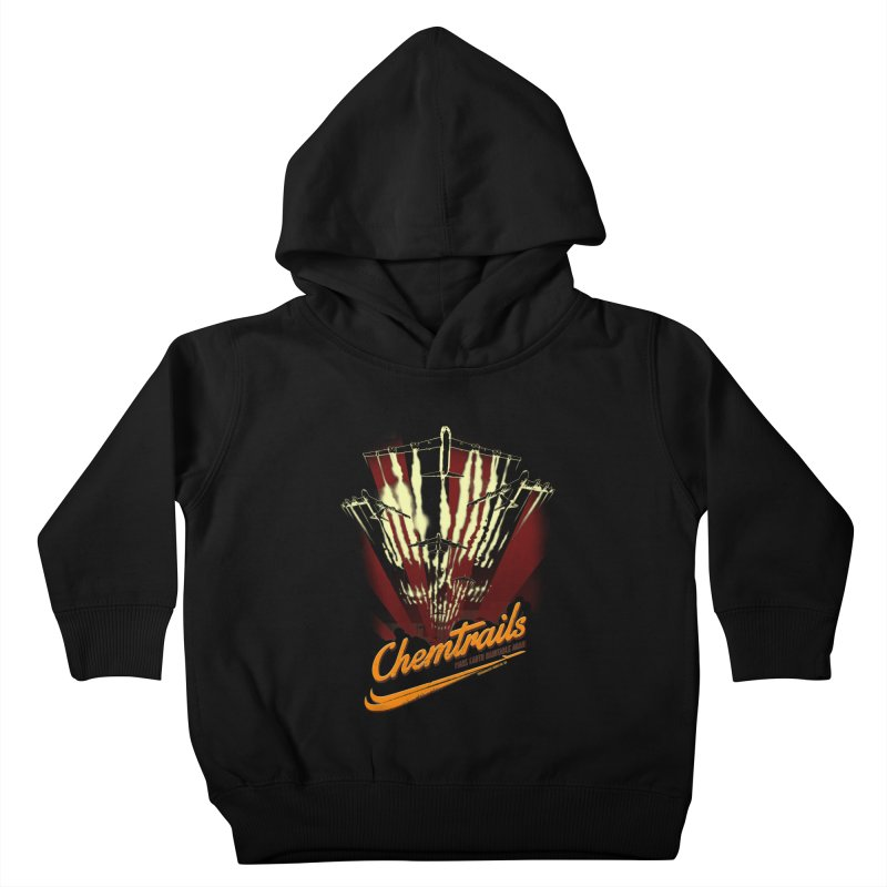 Chemtrails Kids Toddler Pullover Hoody by Propaganda Department